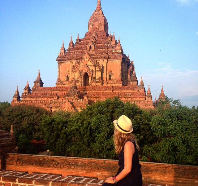 Welcome to Bagan