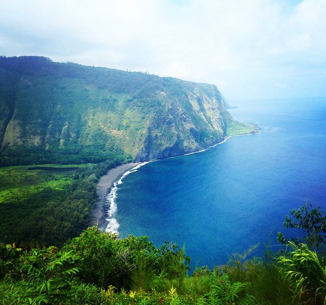 Hawaiian Cliffs