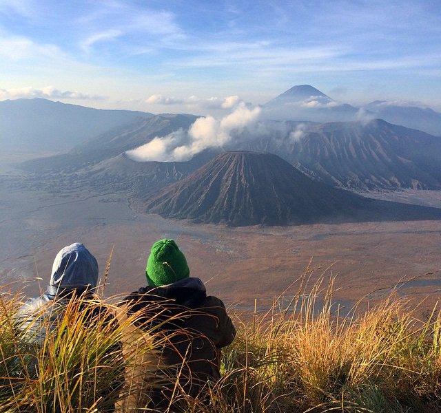 Mount Penanjakan, Indonesia