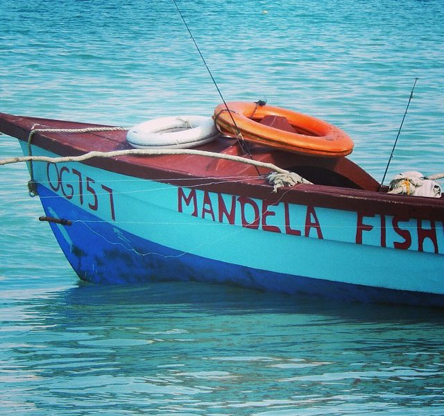 The Mandela Fisherman