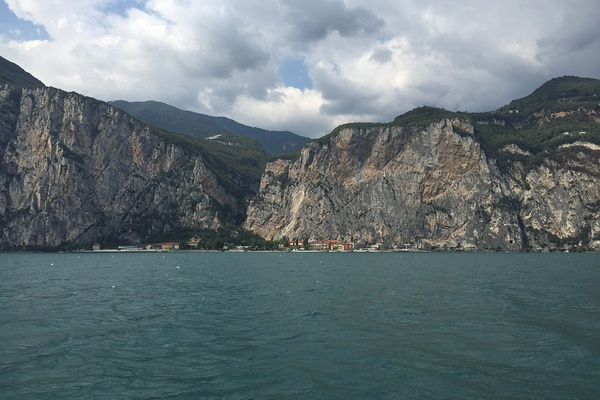 Salo from Lake Garda