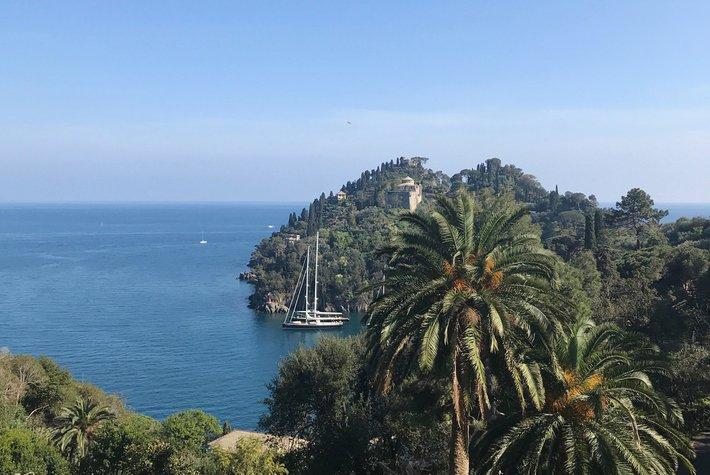 Hotel Splendido, Portofino, Liguria, Italy.