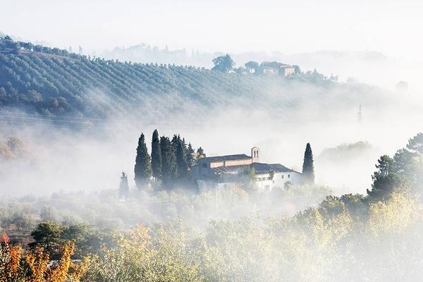 Podere La Casellina Figline, Tuscany, Italy