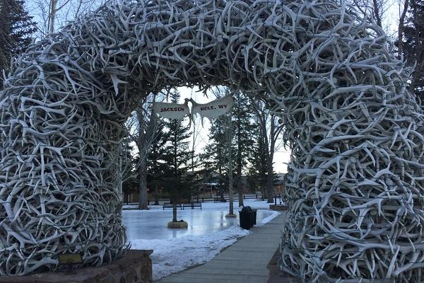 Antler Archers, Jackson Hole, Wyoming