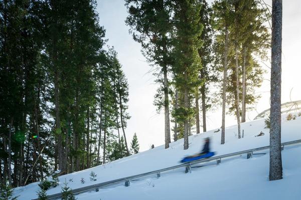 Snow King, Jackson Hole, Wyoming
