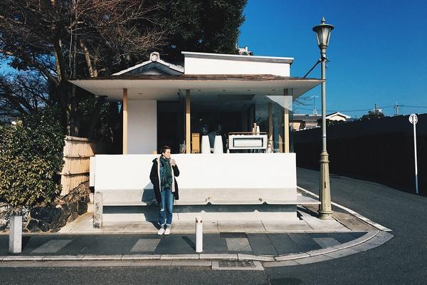 Arabica Coffee, Arashiyama, Kyoto
