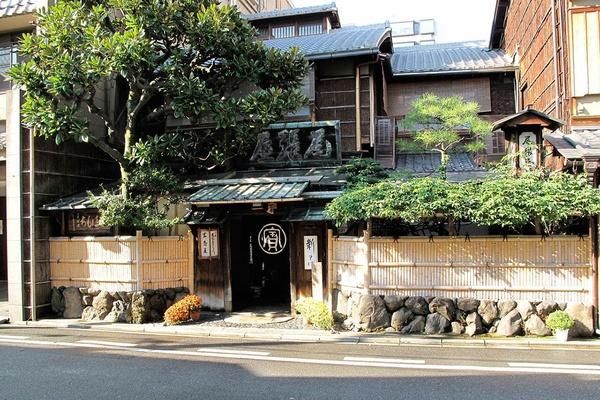 Honke Owariya, Kyoto, Japan