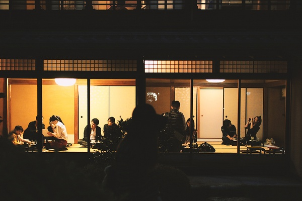 Yojiya Cafe, Philosopher's Walk, Kyoto
