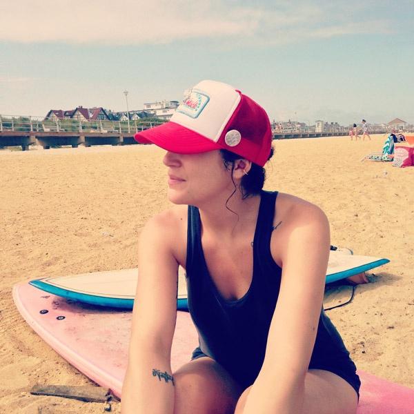 Jersey Shore Girl