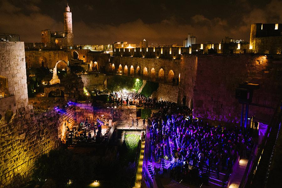 Independence Day, Jerusalem