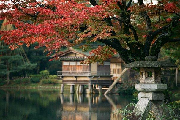 Kenrokuen, Kanazawa.