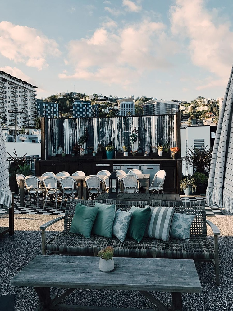 A Guide To Five Boutique Hotels On The West Side Of Los