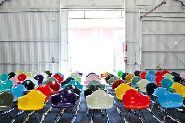 Modernica chairs
