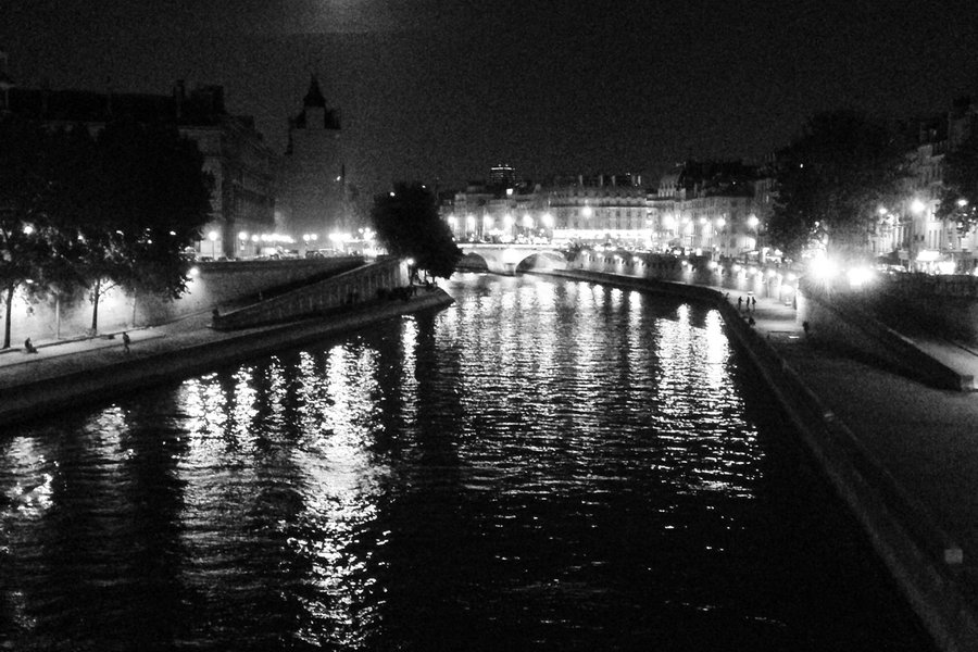 Lights in Paris