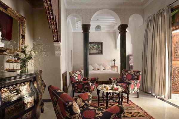 Deluxe Suite, La Sultana Marrakech