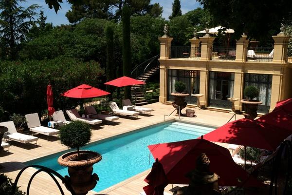 Villa Gallici Pool