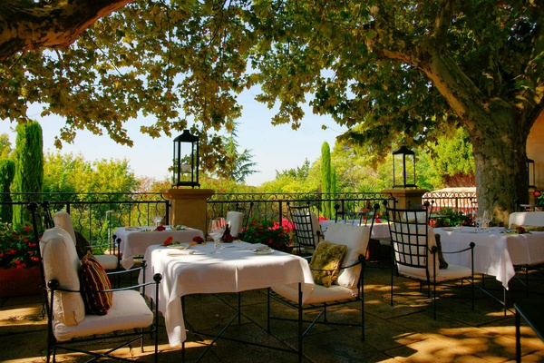 Villa Gallici Restaurant