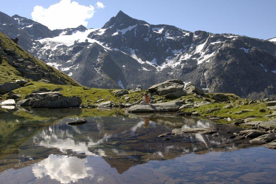 Lac De Louvie, Verbier, Switzerland