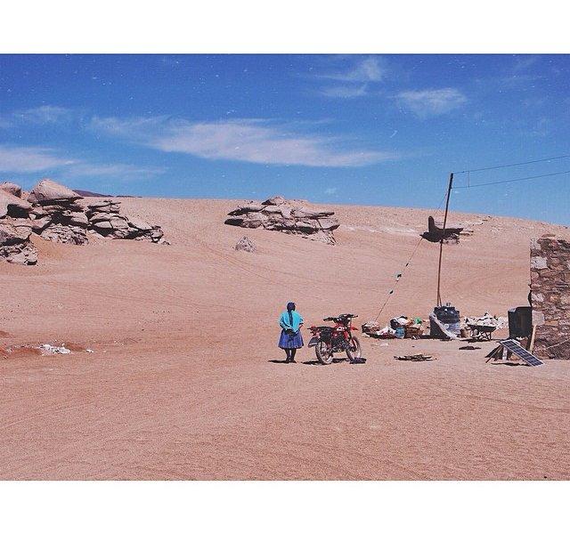 Midday in Atacama