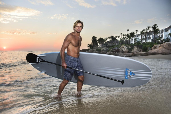 Laird Hamilton at One&Only Palmilla.