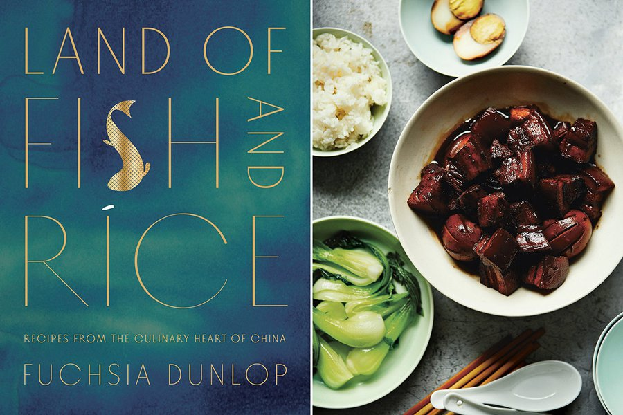 """Land of Fish and Rice: Recipes from the Culinary Heart of China"""