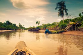 River Luang Prabang, Laos