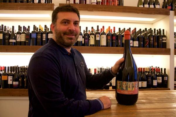Mamma Elvira wine, Lecce