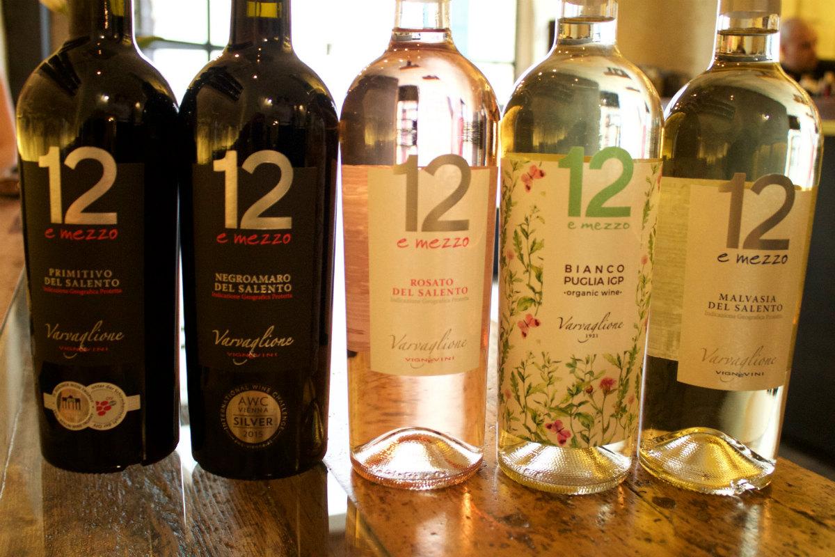 12 e mezzo wine