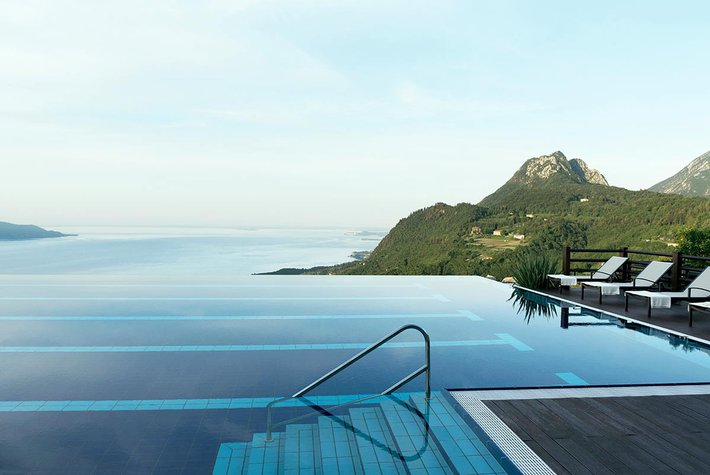 Photo courtesy of Lefay Resort and Spa.