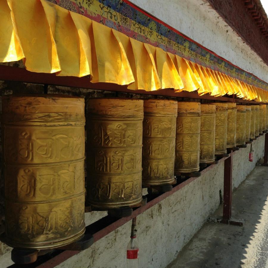 Potala Kora, Lhasa Tibet