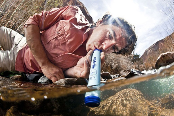 Lifestraw camping gear