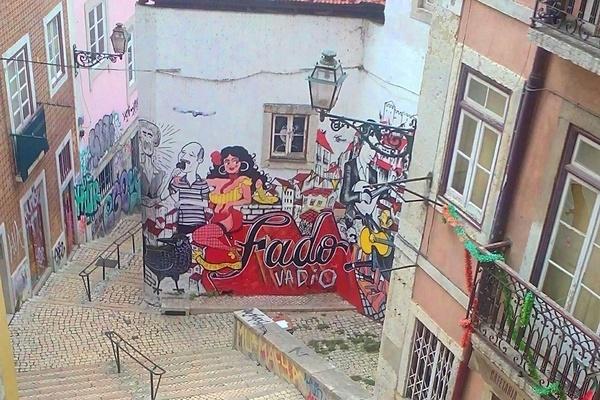 Escandinhas de Sao Cristovao, Lisbon