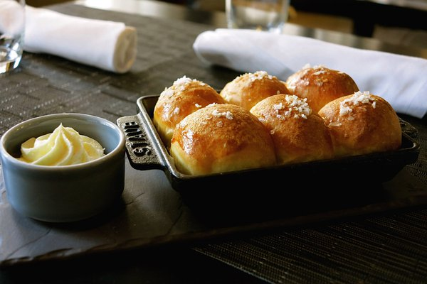 Parker House Rolls from The Little Nell in Aspen