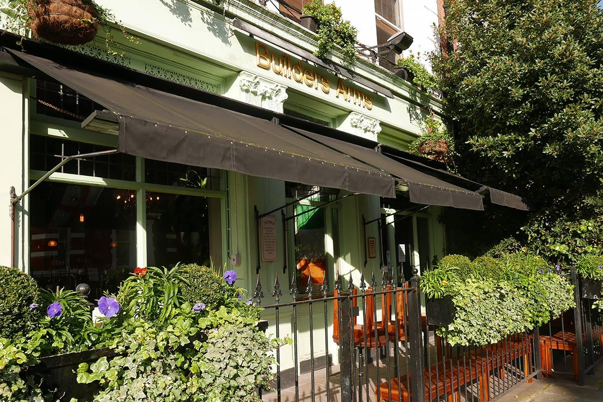 Builder's Arms, Kensington, London