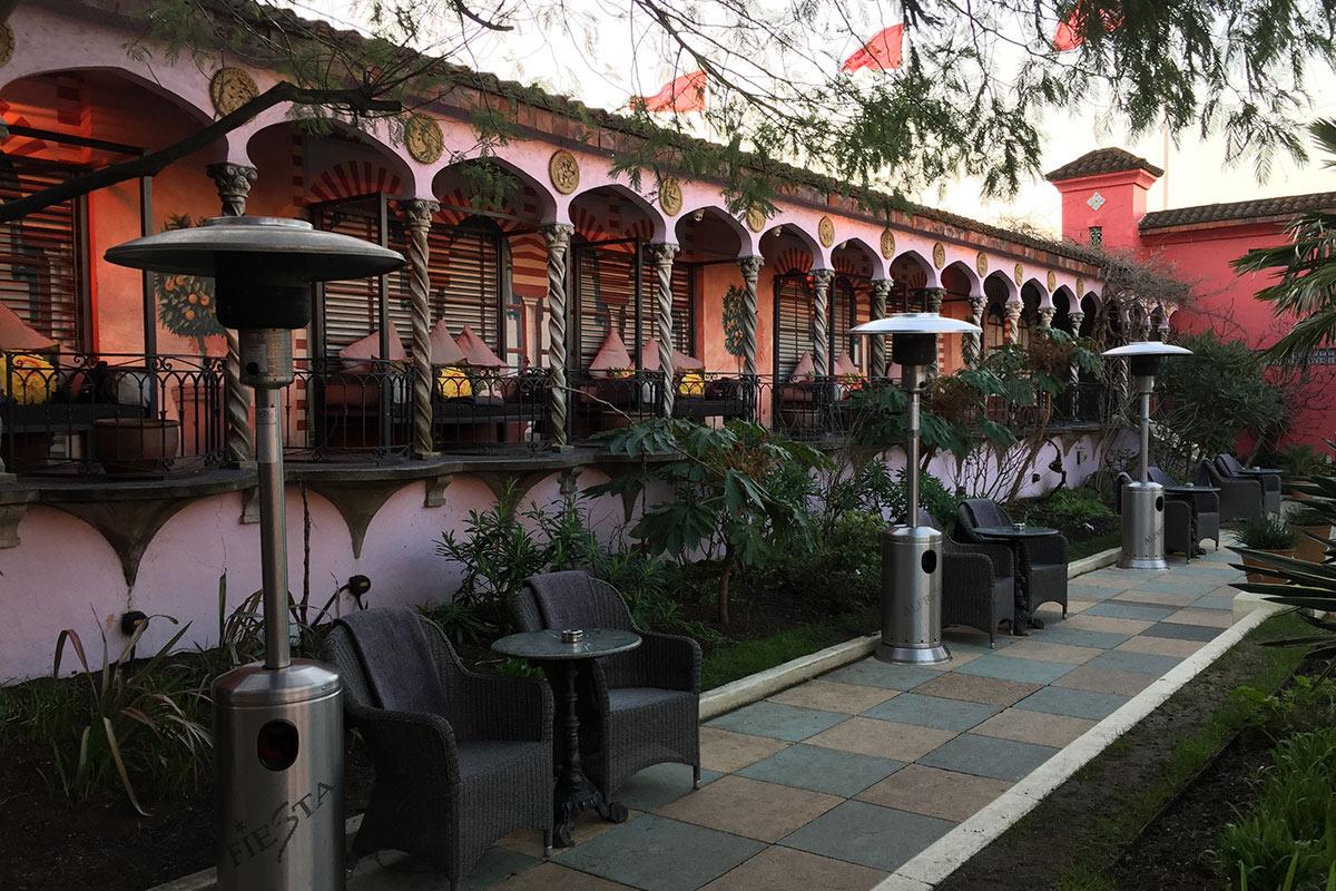 The Hanging Gardens, Kensington, London