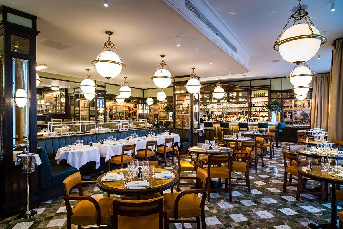 The Ivy Kensington Brasserie, Kensington, London