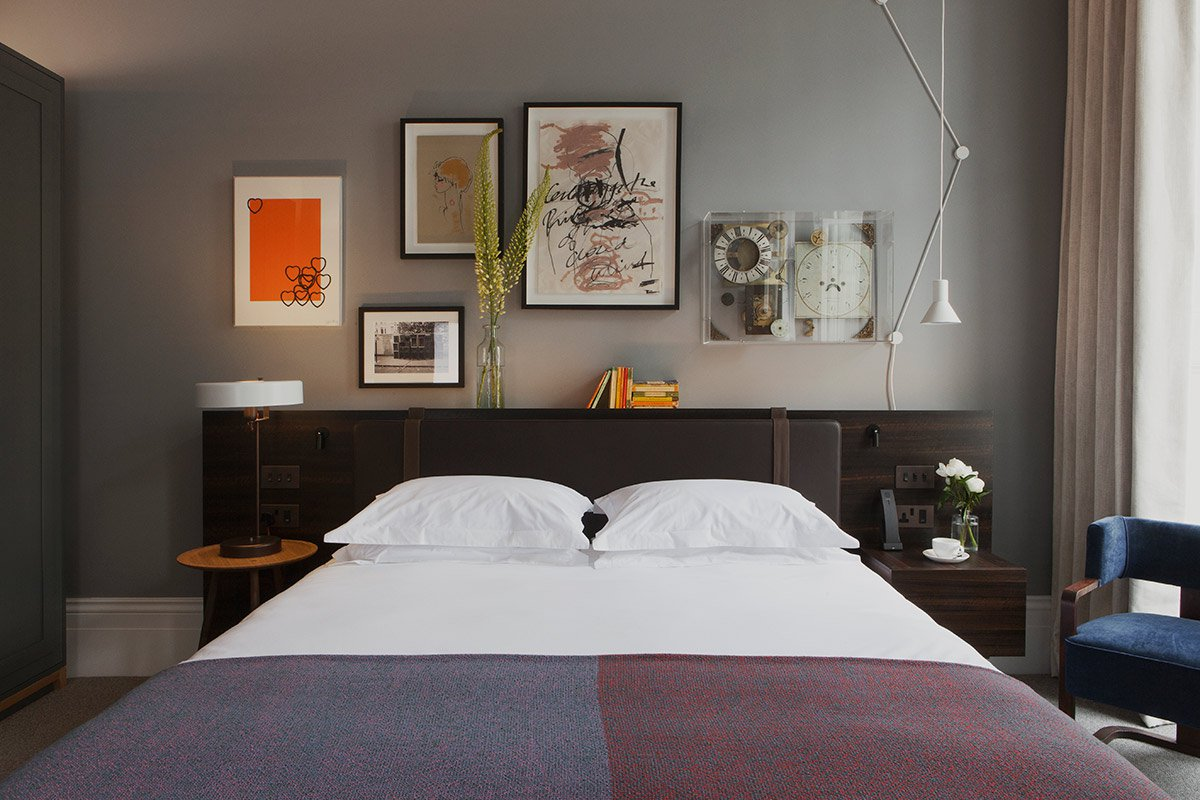 Fathom finally a hotel we can love in notting hill Can we have master bedroom in south east