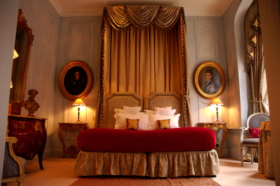 San Domenico House bedroom