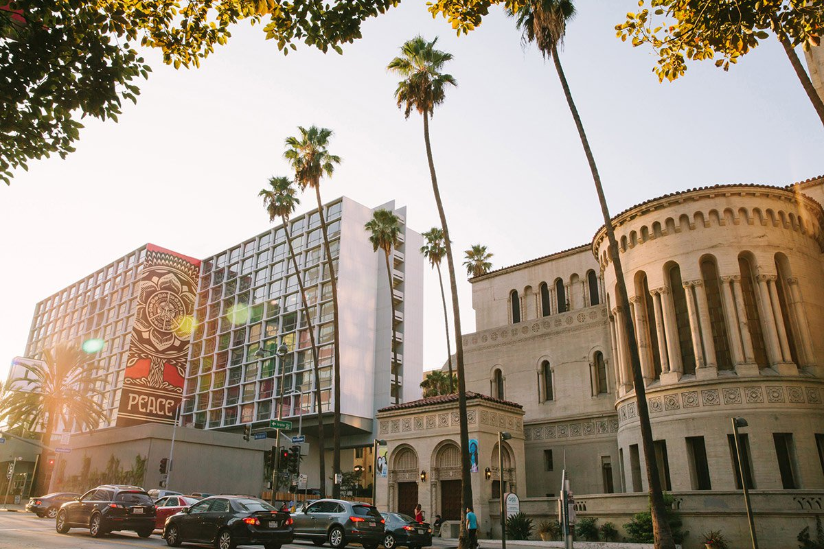 Hotels Near Millennium Biltmore Hotel Los Angeles