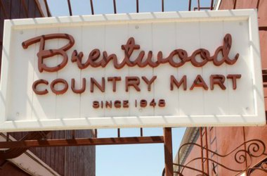 Brentwood Country Mart