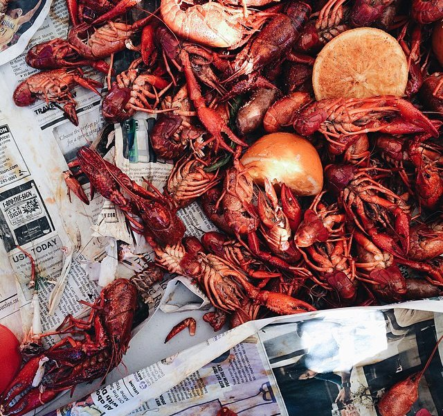 Gather 'Round the Crawfish