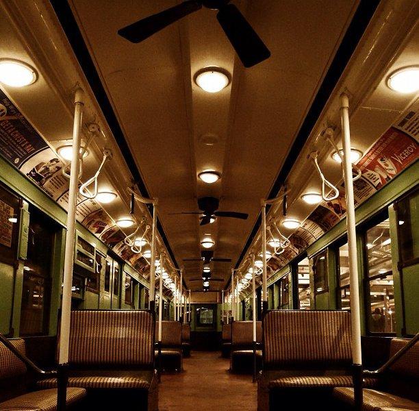Vintage Commute