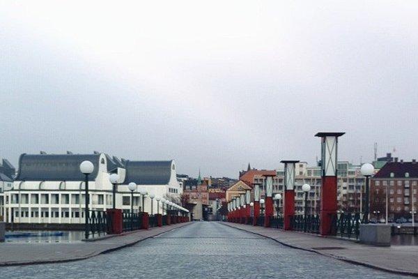 Marcus in Helsingborg, Sweden.