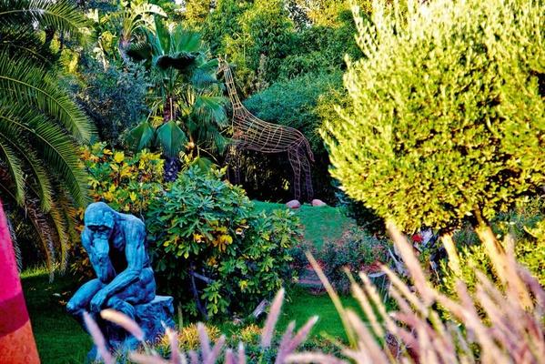Anima Garden giraffe, Marrekech
