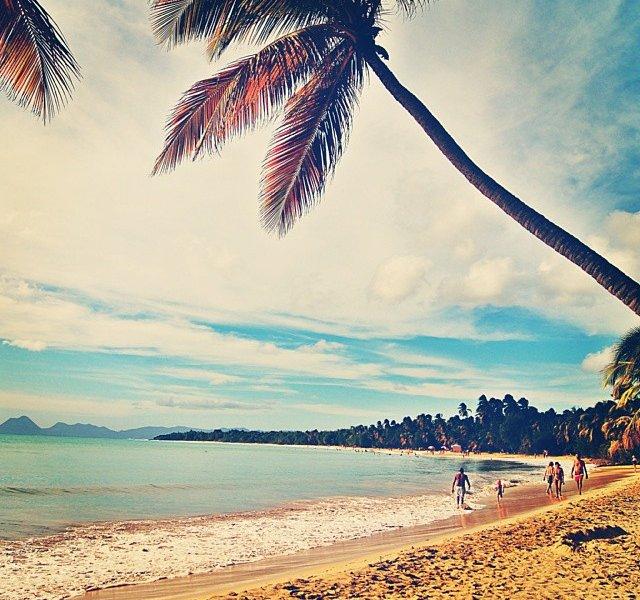 Postcard Beach