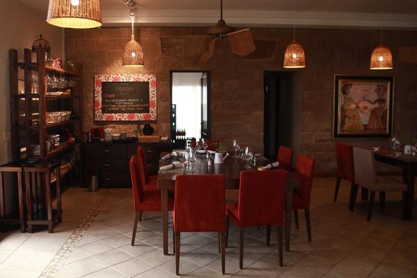 Osadia de Crear Restaurant