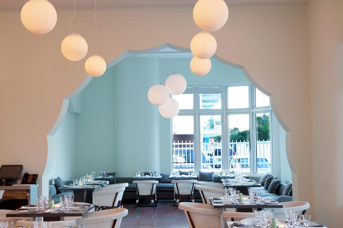 Metropolitan by COMO Traymore restaurant