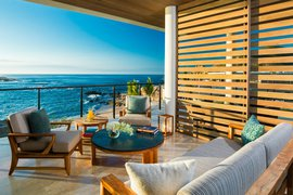 Balcony at the Chileno Bay Resort, Mexico