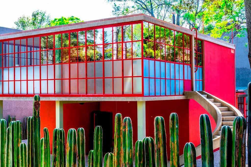 Museo Estudio de Diego Rivera y Frida Kahlo