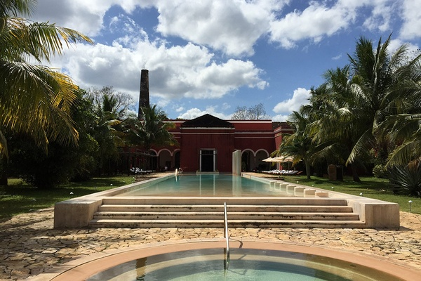 Hacienda Temozon, Yucatan, Mexico